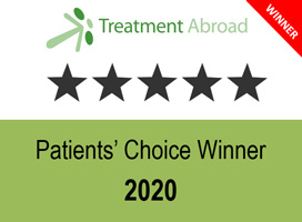 Treatment Abroad - Patients' Choice Award